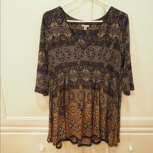 Hippy UO dress
